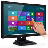 VIEWSONIC Multi-touch LED Monitor 24 Inch [TD2420] - Monitor LED Above 20 inch